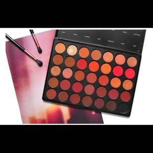 Morphe Makeup - Morphe 35O2 Second Nature Palette